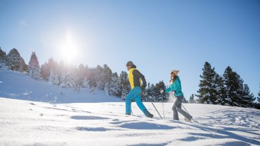 Schneeschuhwandern am Patscherkofel, © TVB Innsbruck