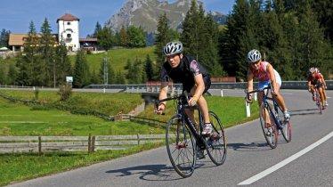 Rennradtour: von Grän in Richtung Tannheim, © TVB Tannheimer Tal/Marco Felgenhauer