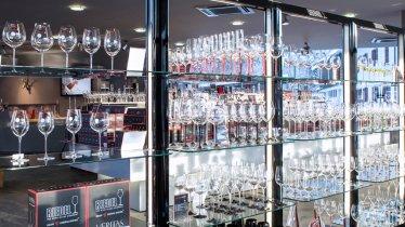Riedel Glas, © Tirol Werbung/Lisa Hörterer