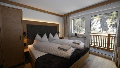 Apart Lechblick - Schlafzimmer