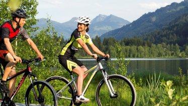 Bike Trail Tirol: Schwarzsee