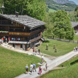 , © Museum Tiroler Bauernhöfe