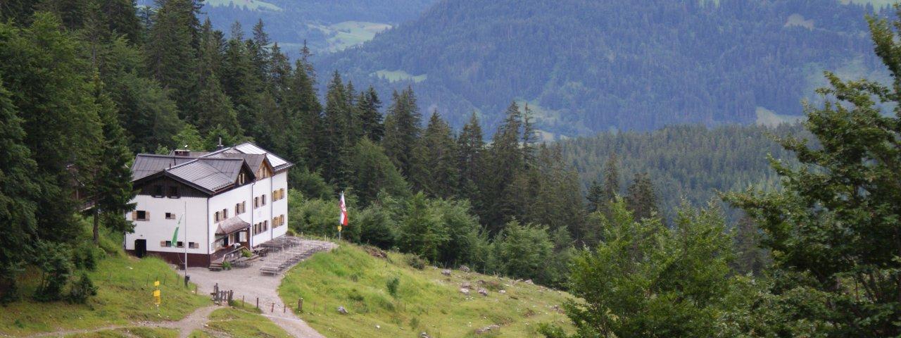 Gaudeamushütte, © Tirol Werbung/Anne Gabl
