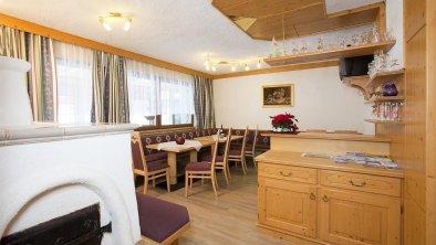 Frühstücksraum fürs Ferienhaus