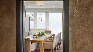 Hotel Alpenrose Kufstein - Raum Tisch