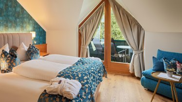 NEU: Doppelzimmer Komfort Adlerhorst