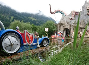 Das Wikingerland im Freizeitpark Pilerseetal