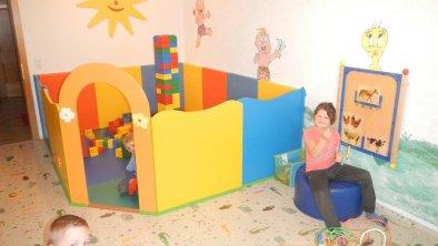 Spielzimmer für die Kleinen