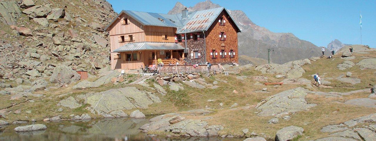 Bremer Hütte, © Tirol Werbung