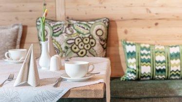 Ambiente im Frühstücksraum