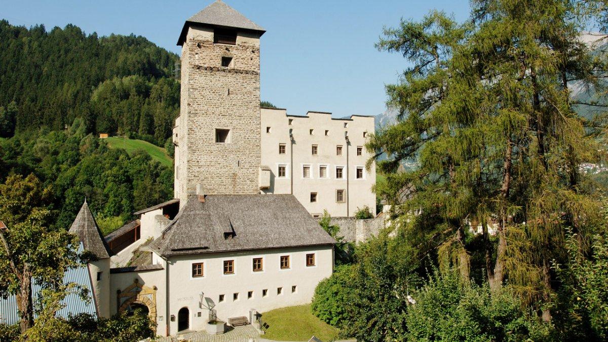 Schloss Landeck, © Tirol Werbung