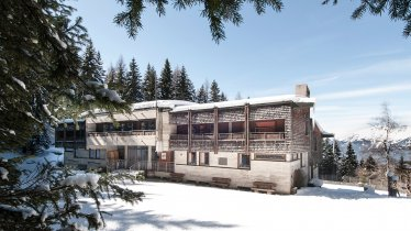 Jugendhaus Gufl im Winter, © Haus Gufl