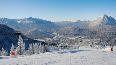 Skigebiet Rosshuette, © Olympiaregion Seefeld