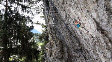 Klettergarten Götterwandl in Nassereith, © Imst Tourismus/Bernie Ruech