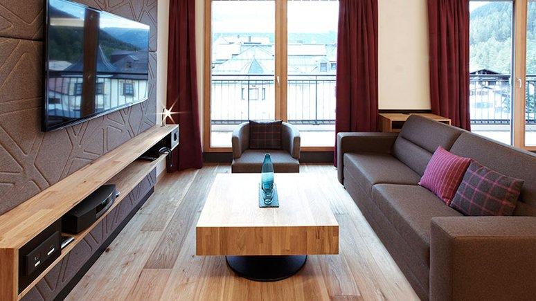Design-Hotel Anthony's in St. Anton, © Hotel Anthony's