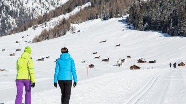 Winterwanderung Pfundser Tschey, © Daniel Zangerl