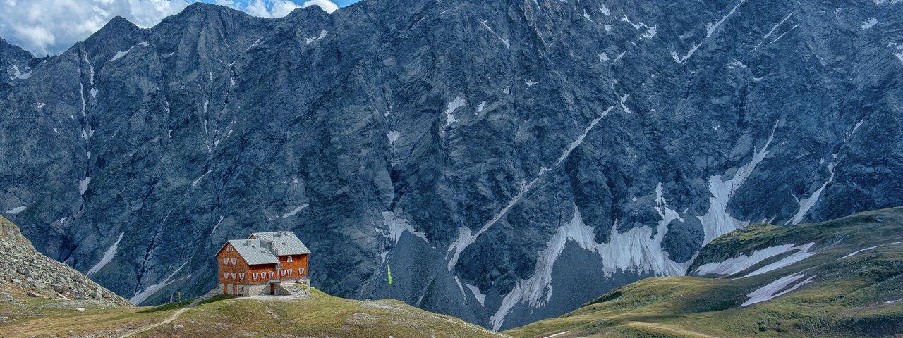 Neue Reichenbergerhütte, © TVB Osttirol / Nationalpark Hohe Tauern / Johannes Geyer