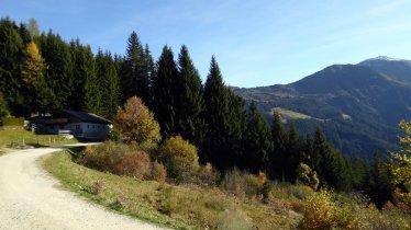 Weg zum Gasthof Loas, © Tirol Werbung