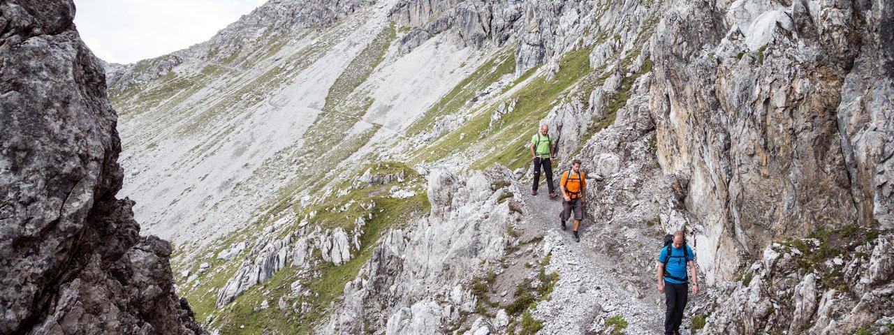 Adlerweg-Etappe 23: Lechtaler Alpen, © Tirol Werbung/Dominik Gigler
