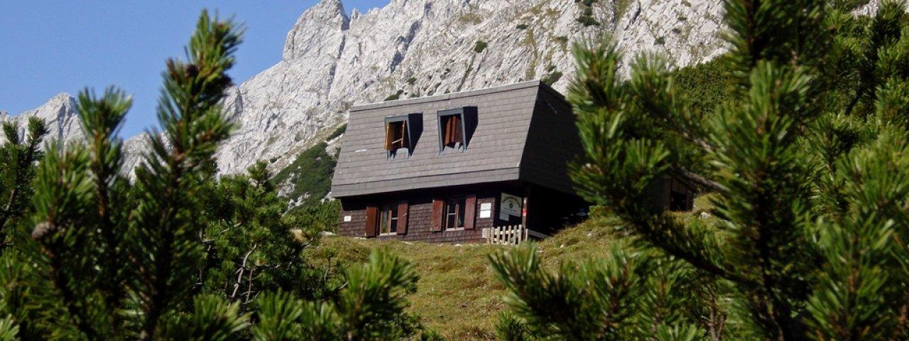 Heiterwandhütte, © Heiterwandhütte