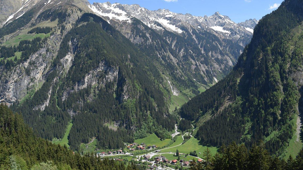 Bergsteigerdorf Ginzling im Hochgebirgs-Naturpark Zillertaler Alpen, © A. Kitschmer