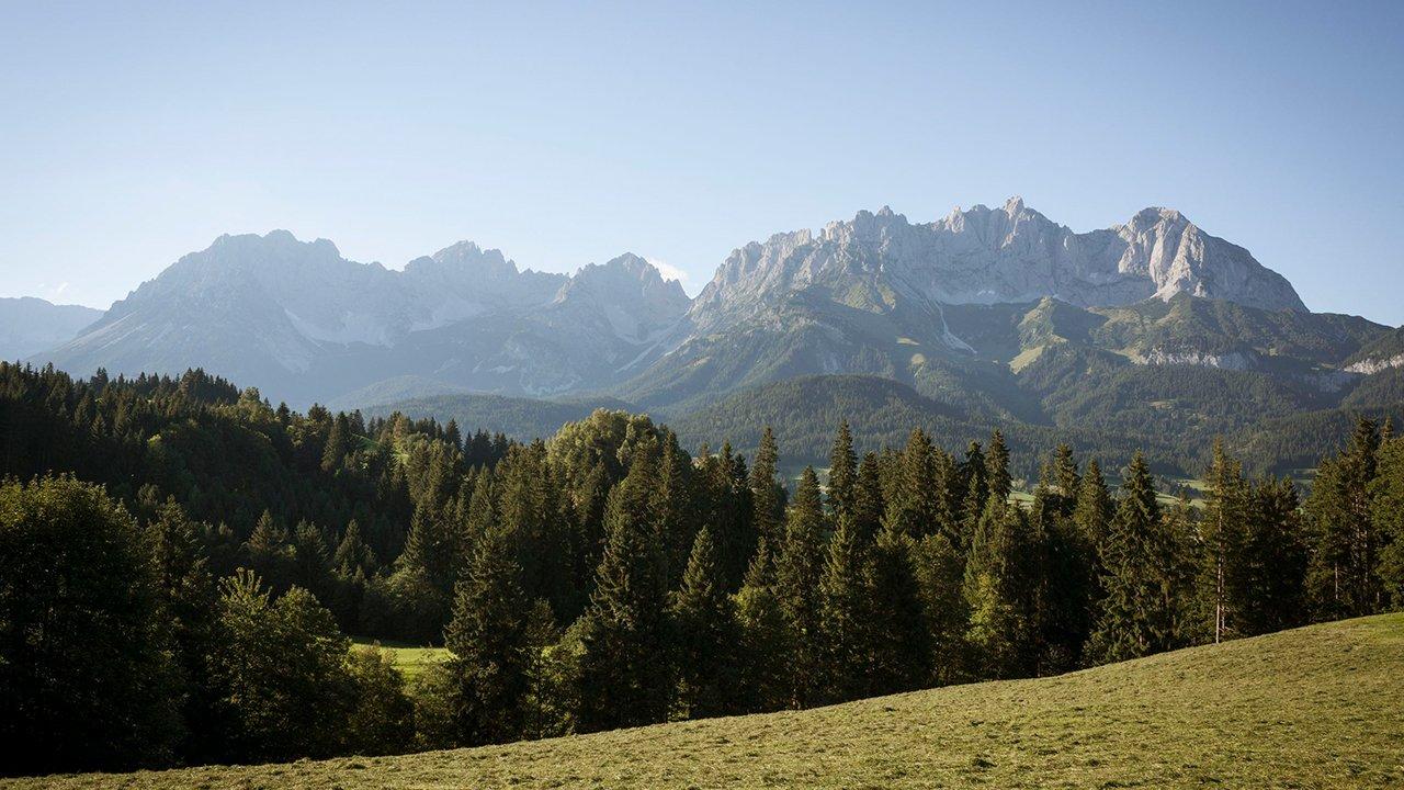 Wilde Kaiser im Sommer, © Tirol Werbung / Schwarz Jens