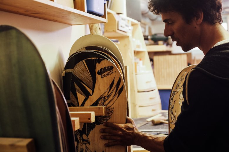 Benoit Caillaud_Snowboards
