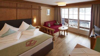 Komfort-DZ Waldrand, © Hotel Lumberger Hof