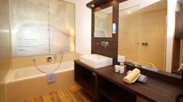 Junior Suite mit Terrasse, © Hotel Zum Senner OG