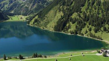 Vilsalpsee, © TannheimerTal Tourismus