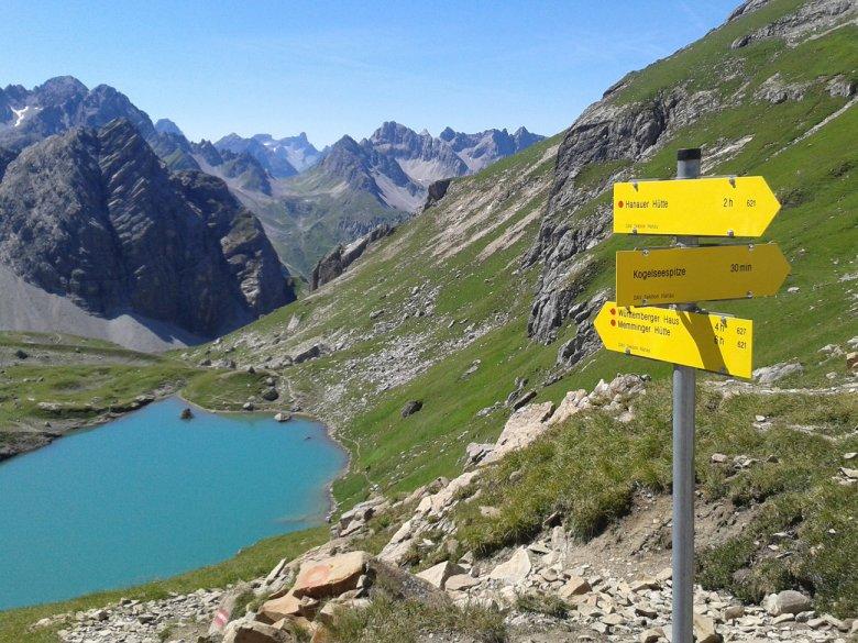 Gufelsee Tirol