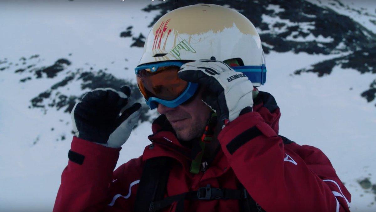 Skifahren lernen: Fahren unter schwierigen Bedingungen   Skikurs online, © Tirol Werbung