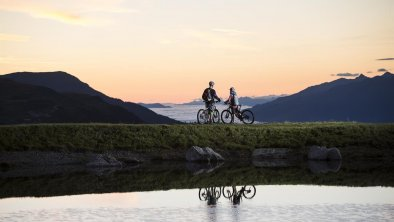 Mountainbike, © Zillertal Arena
