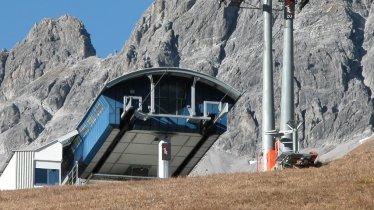 Bergstation Kapallbahn, © R. Battisti