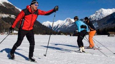 Langlaufen Bacher Feldrunde, © Lechtal Tourismus