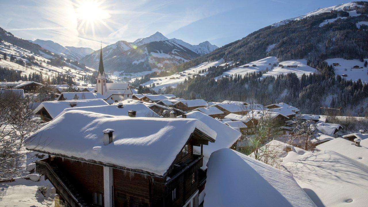 Alpbach im Winter, © Alpbachtal Tourismus / Matthias Sedlak