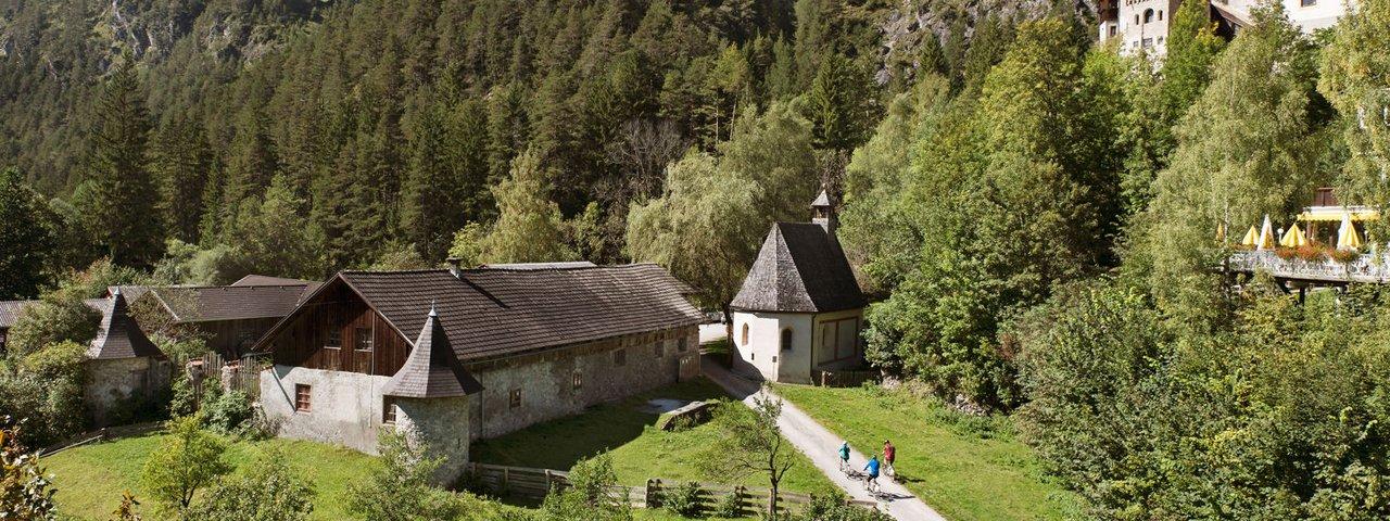 Fernradweg Via Claudia Augusta, © Tirol Werbung/Frank Bauer