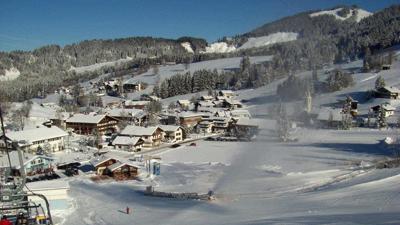 Jungholz im Winter, © Tannheimer Tal