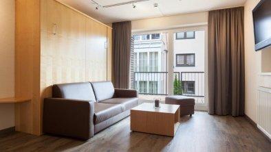 Wohnzimmer (Schlafbereich)