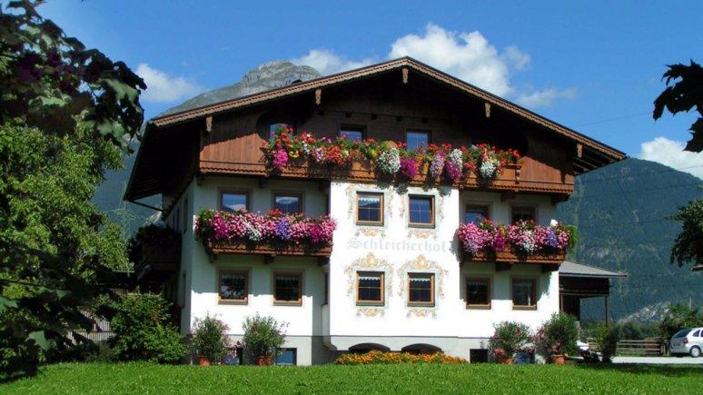 Vitalhof Schleicherhof in Strass im Zillertal, © Vitalhof Schleicherhof