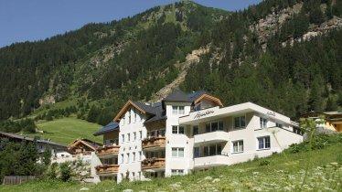 Alpenstern Sommeransicht