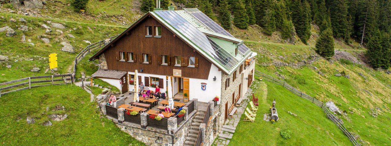 Ludwigsburger Hütte, © TVB Pitztal / Walch Chris