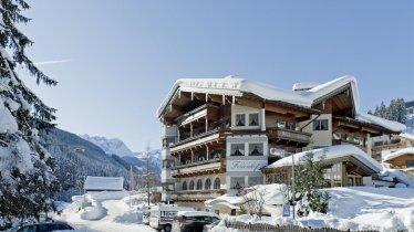 Ferienhof Winteransicht