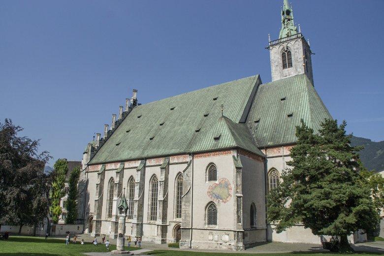 Kirche Schwaz