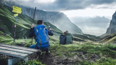 Wandern im Almenparadies Gaistal in Leutasch, © Olympiaregion Seefeld