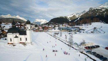 Langlaufzentrum Seefeld, Langlaufen in Tirol, © Tirol Werbung/W9 STUDIOS