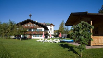 Nebenhaus Sonntal mit Pool