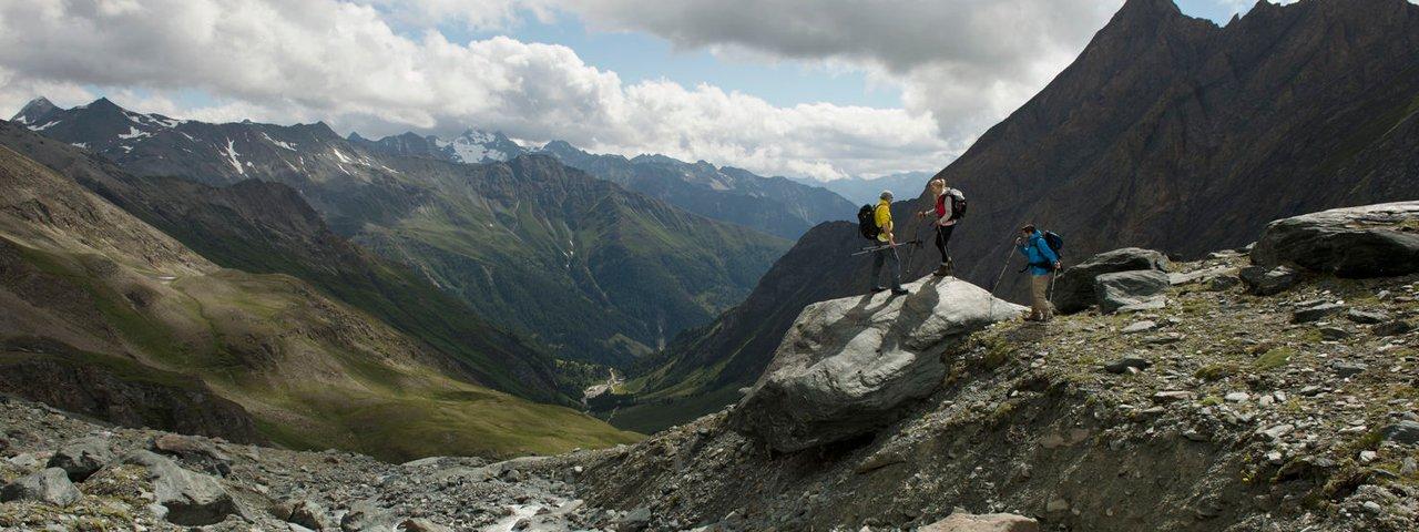 Wandern in Osttirol, © Tirol Werbung/Frank Bauer