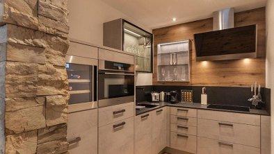 Landhaus-Mader-Hintertux-Küche