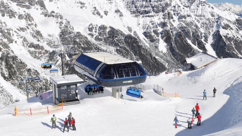 Skigebiet Schlick 2000, © Stubaital Tirol